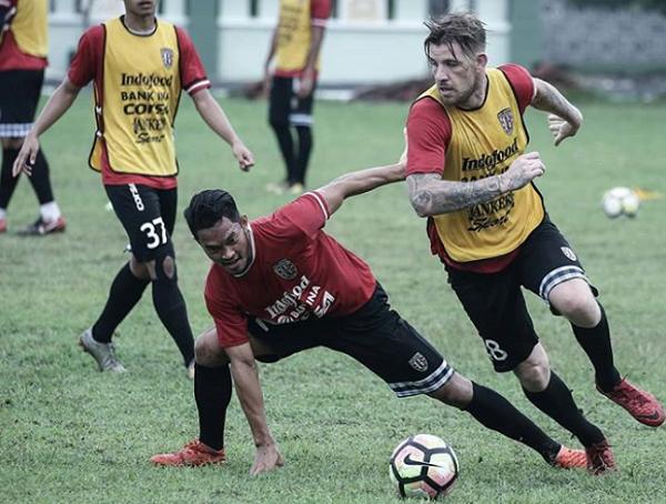 Bali United Daftarkan 30 Pemainnya untuk Liga Champions Asia