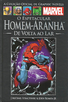 Megapost: Coleção Graphic Novels Marvel #21-30 (Editora Salvat)