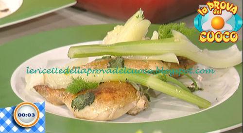 Galletto alle erbe con finocchi ricetta Prova del Cuoco