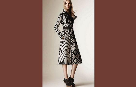 Per scegliere il cappotto giusto bisogna essere aggiornate sulle tendenze  dettate dalle passerelle. 4ff0a01df38