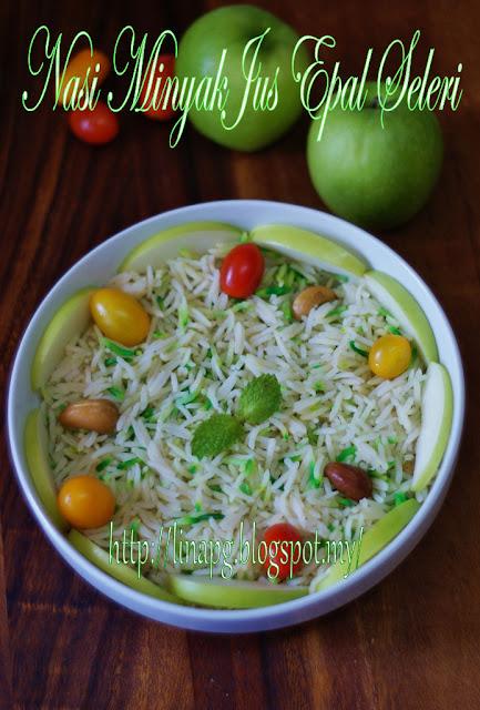 Nasi Minyak Mudah