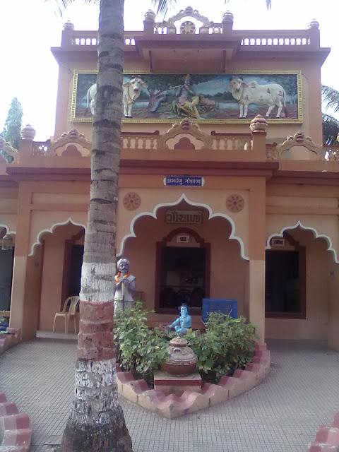 Shree Swaminarayan Gurukul Temple Surat