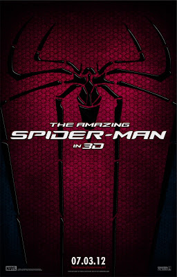 The Amazing Spider-Man Theatrical One Sheet Teaser Movie Poster