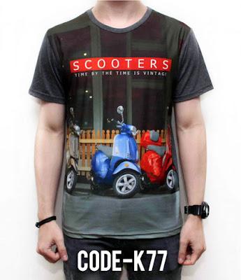 Kaos Scooters