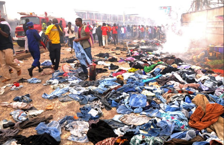 suicide bombers idp camp borno state