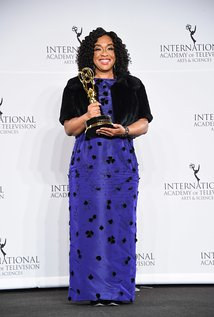Shonda Rhimes. Director of Scandal - Season 3