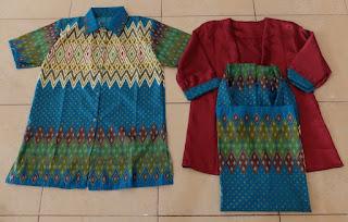 Jual Online Arini Half Tosca Jakarta Bahan Batik Rayon Songket Terbaru