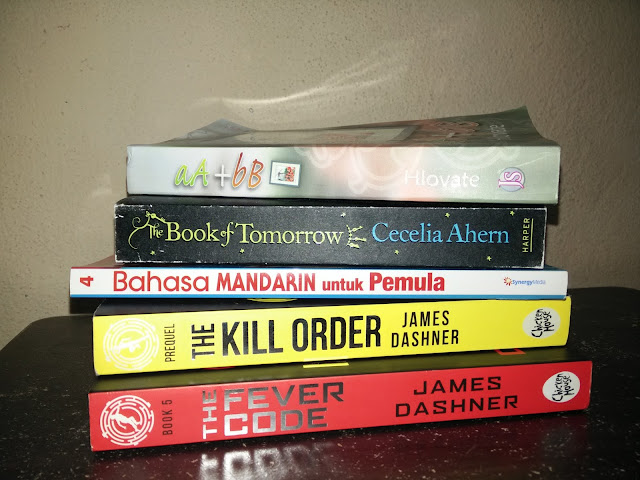 Books I'm Yet To Read