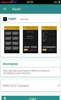Download TWRP Versi Terbaru