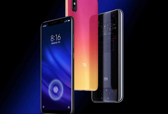 Xiaomi sekarang kembali hadirkan smartphone canggih dalam keluarga Mi  Harga dan Spesifikasi Xiaomi Mi 8 Pro