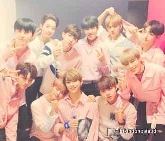 Lirik Wanna One One Love