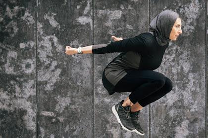 Sukoon Active : Top and Hijab - Jilbab Buat Kamu Yang Aktive dan Suka Olahraga