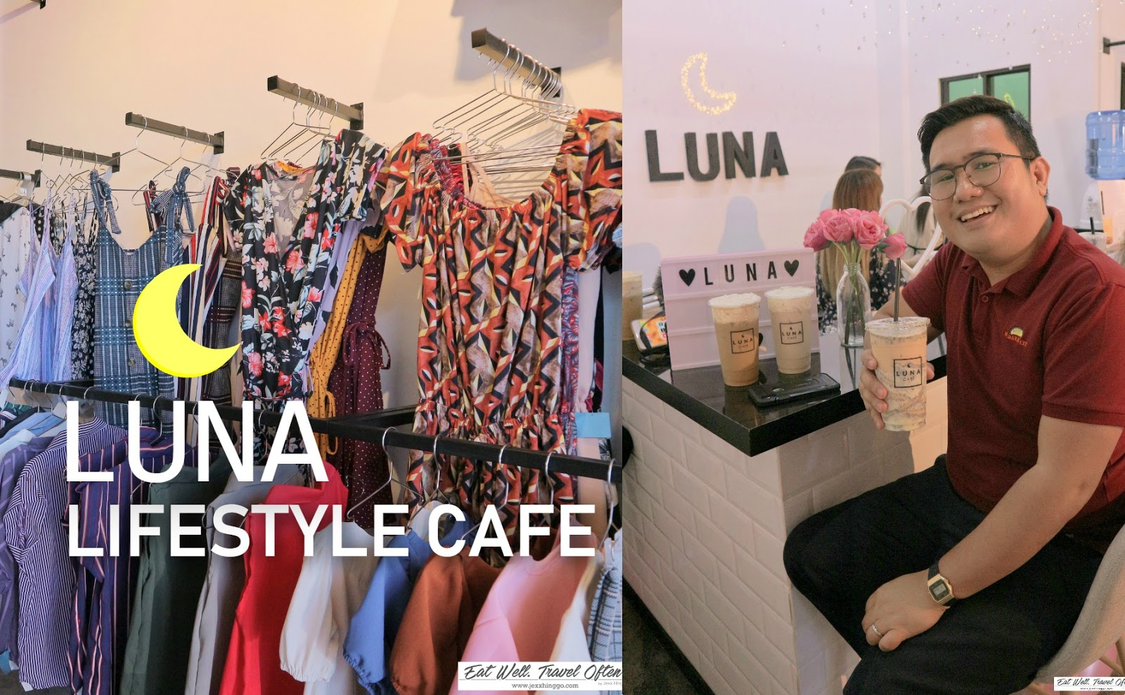 Luna Lifestyle Cafe - A unique concept store in Davao