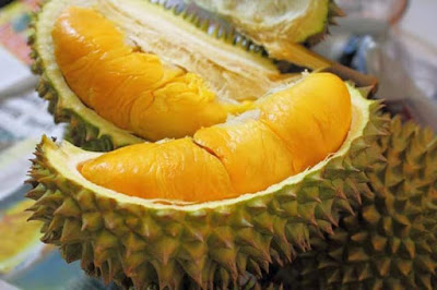 dari beberapa jenis durian ini, yang mana pernah anda makan