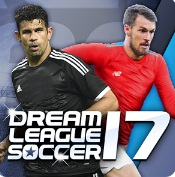 Dream League Soccer 17 Most downloaded android game