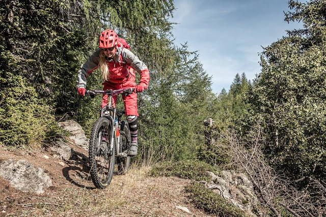 MTB - Tour Enduro Trail Großer Nock Mauls