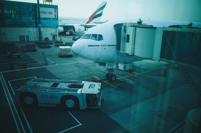 ドバイ国際空港(Dubai International Airport)のエミレーツ専用 ターミナル3