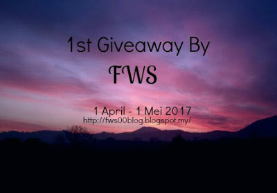 1st Giveway By FWS
