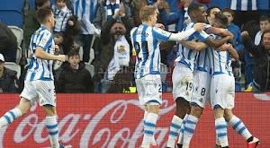 ريال سوسيداد يحقق فوز كبير بثلاثية على نادي فالنسيا في الدوري الاسباني