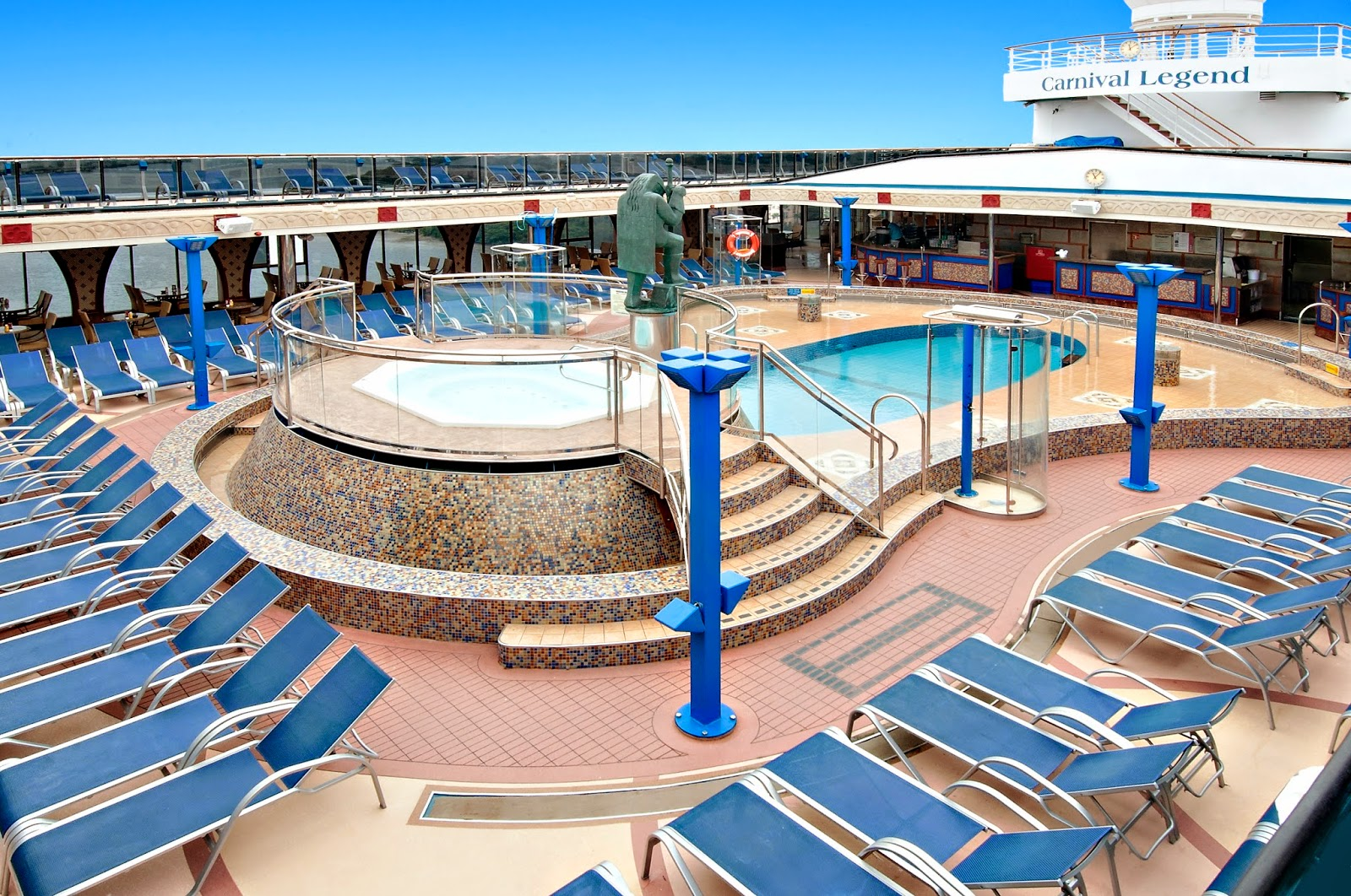 Ray's Cruise & Travel Blog: Carnival Legend Cruise Review