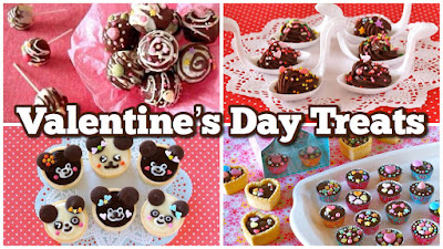 Top 16 Valentine's Day Treats
