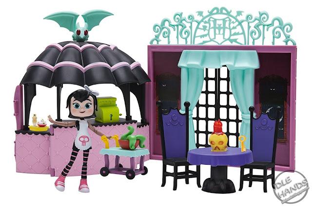 Jazwares Hotel Transylvania 3 Toy Line