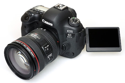 Canon EOS 6D Mark II review, Canon DSLR, Canon rumors,
