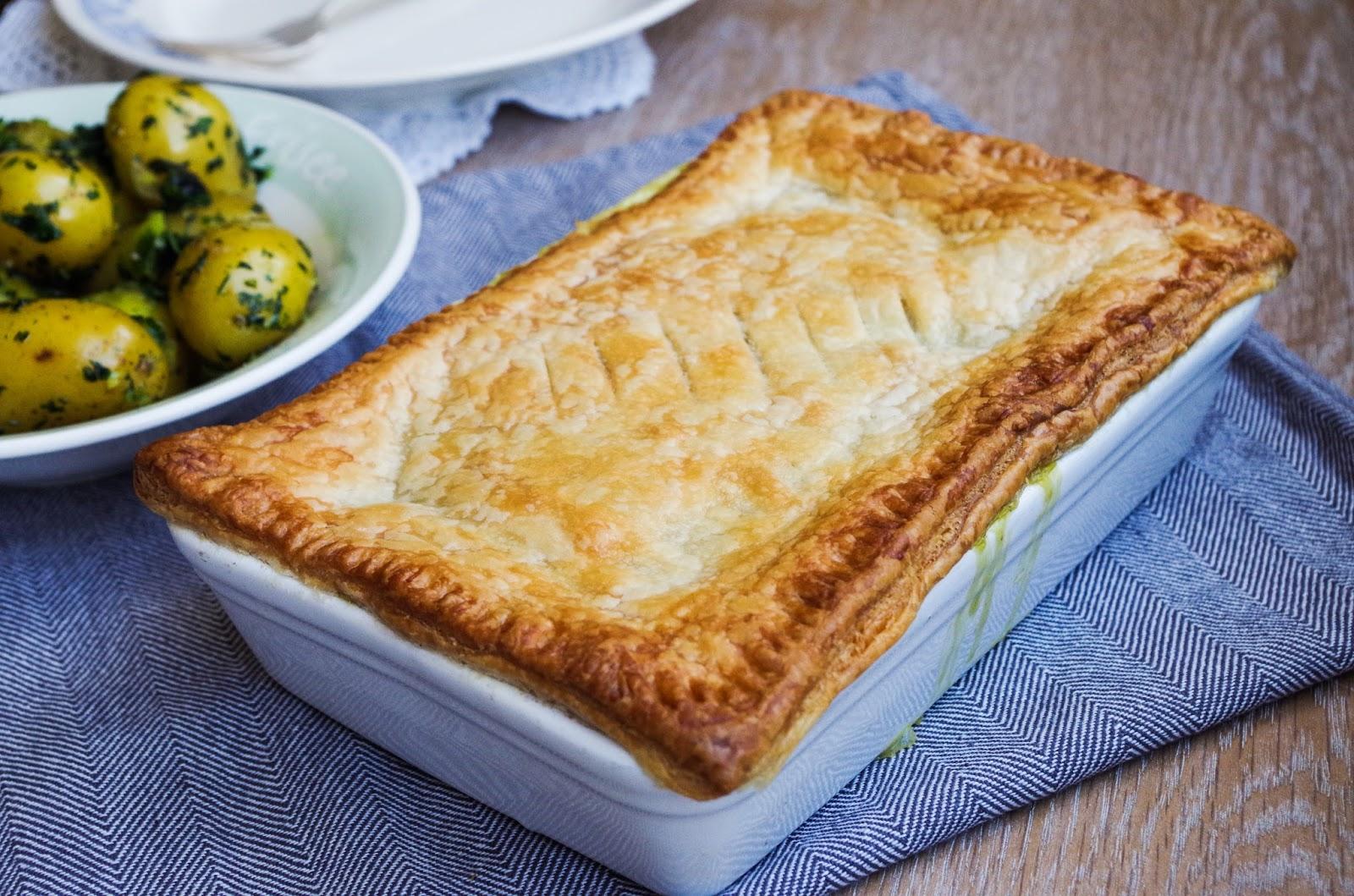 how to make veg pie