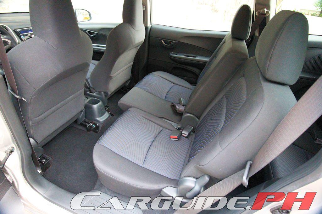 Review 2015 Honda Mobilio 1 5 V Philippine Car News Car Reviews