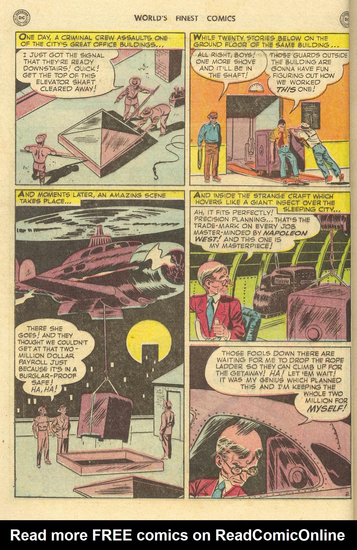 Read online World's Finest Comics comic -  Issue #51 - 18