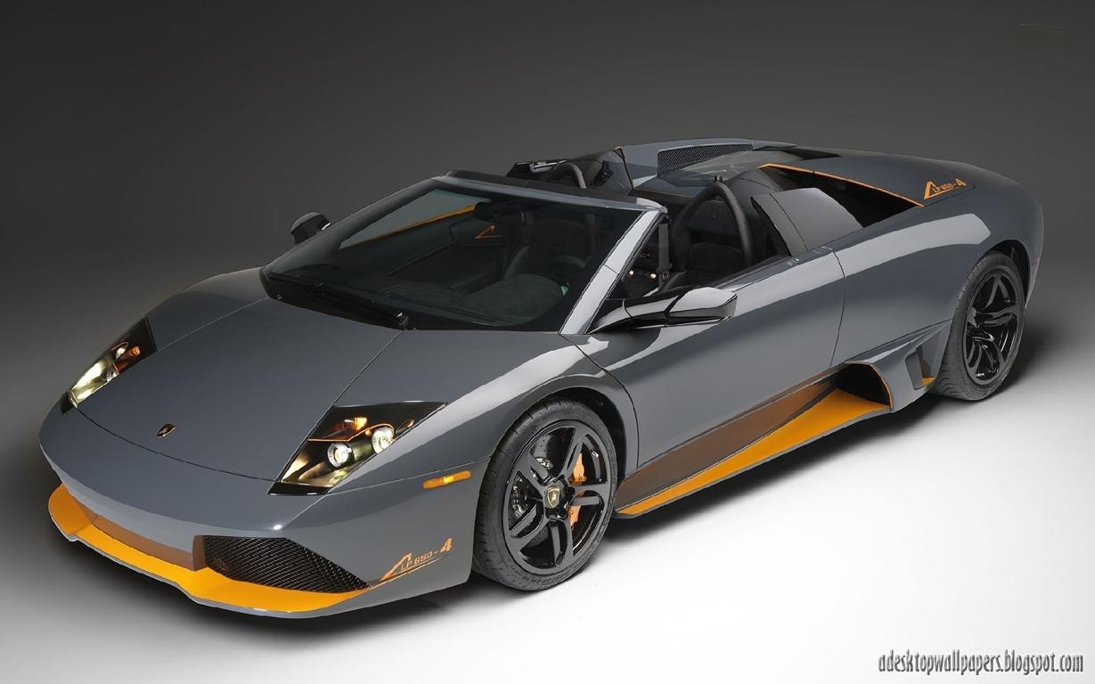 Lamborghini Car Desktop Wallpapers