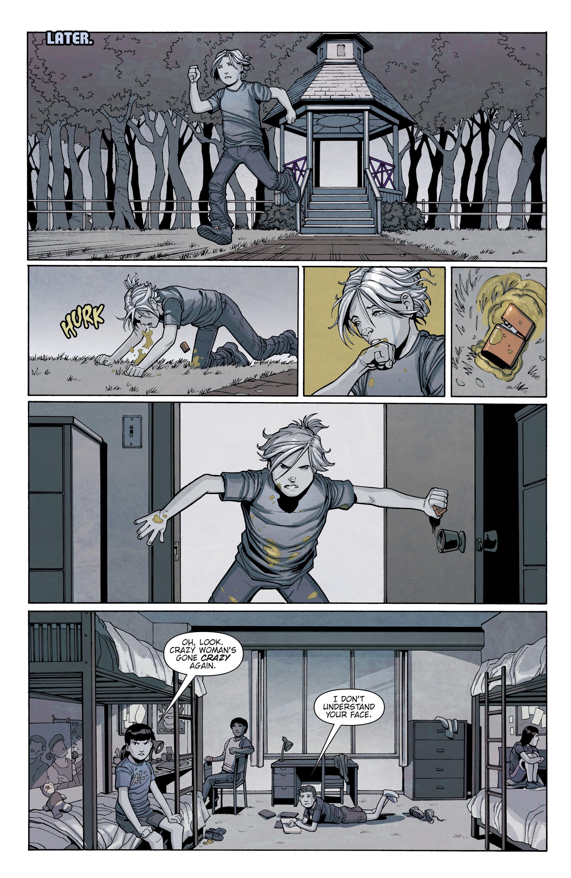 Read online Slash & Burn comic -  Issue #4 - 22
