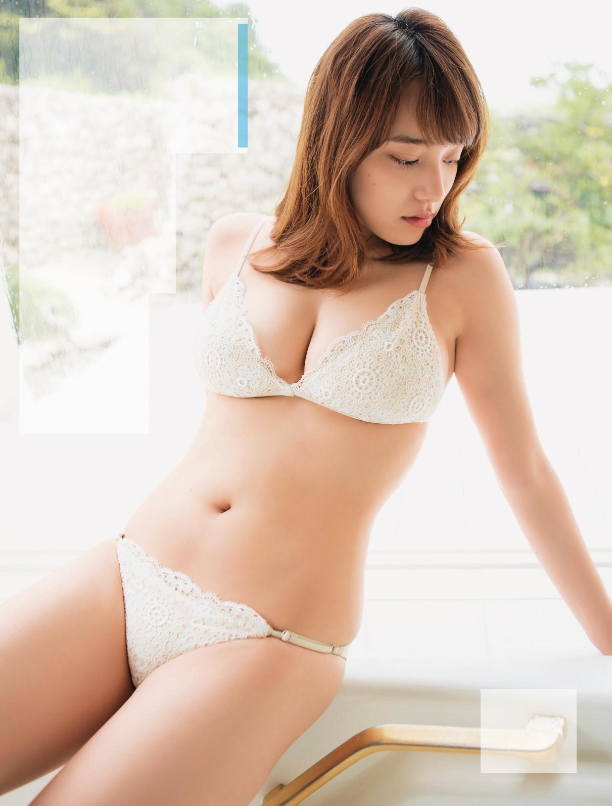 Tomaru Sayaka 都丸紗也華, Shukan SPA! 2017.07.18 No.3541 (週刊スパ 2017年07月18日号)