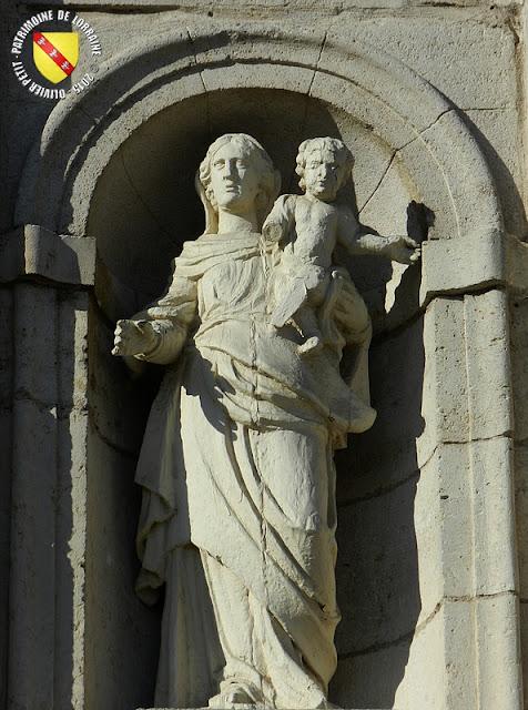 LUCEY (54) - Eglise Saint-Etienne (XVIIIe siècle)