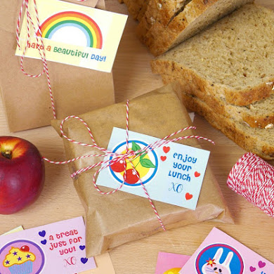 Back To School Free Printable Lunchbox Note Cards