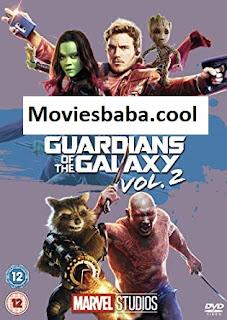 Guardians of the Galaxy Vol. 2 (2017) Dual Audio Hindi DVDRip 720p