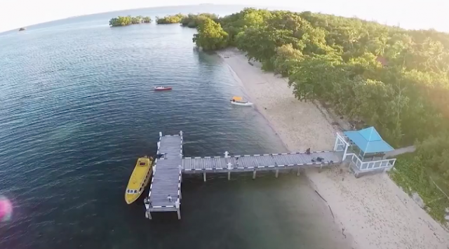 15 Tempat Wisata Terkenal yang ada di Maluku Utara -Pulau Zumzum