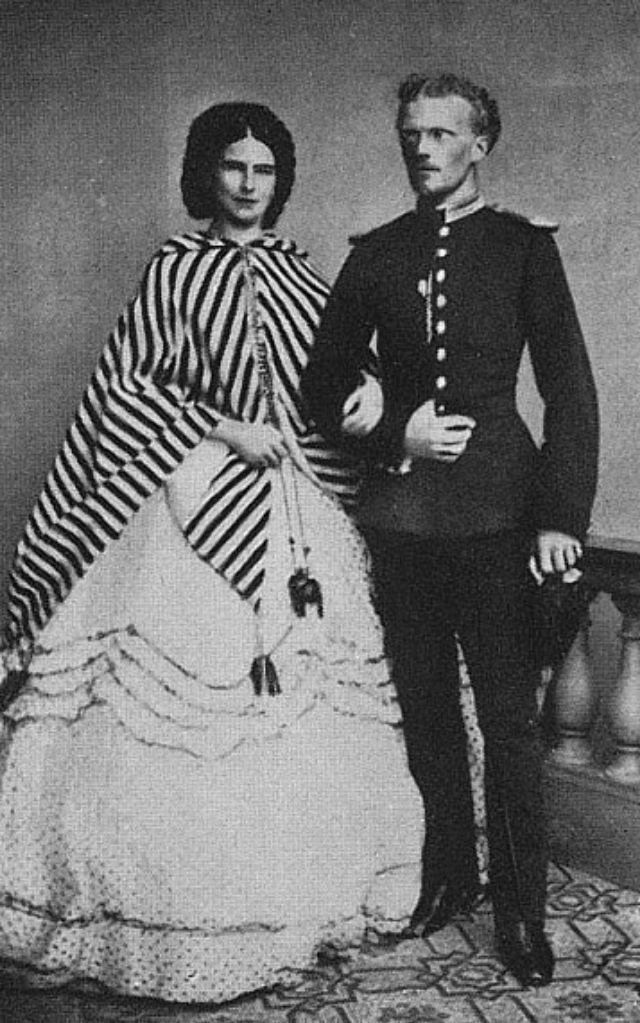 Rare Portrait Photos Of Empress Elisabeth Of Austria In