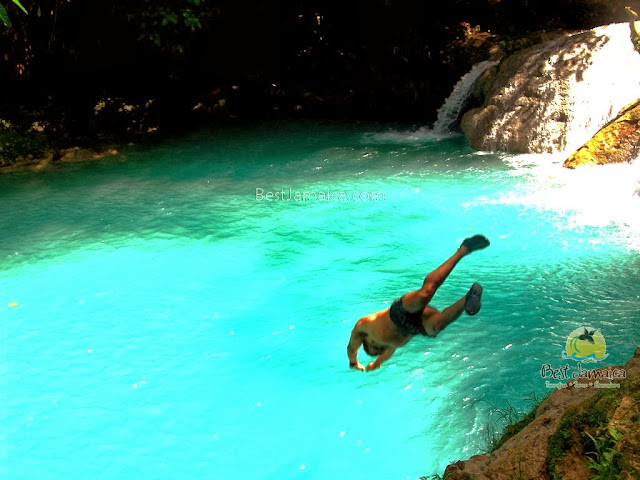 blue hole,royal caribbean private excursions,best excursions in jamaica,falmouth jamaica shore excursions