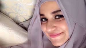 hijab ala wanita arab