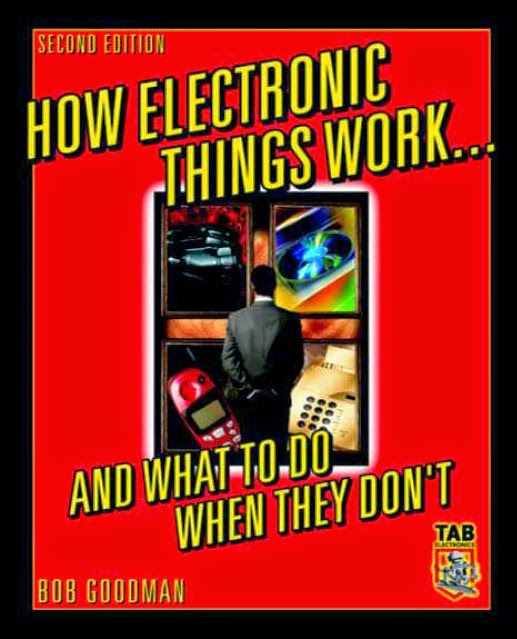 How Electronic Things Work And What To Do When They Don't Cover