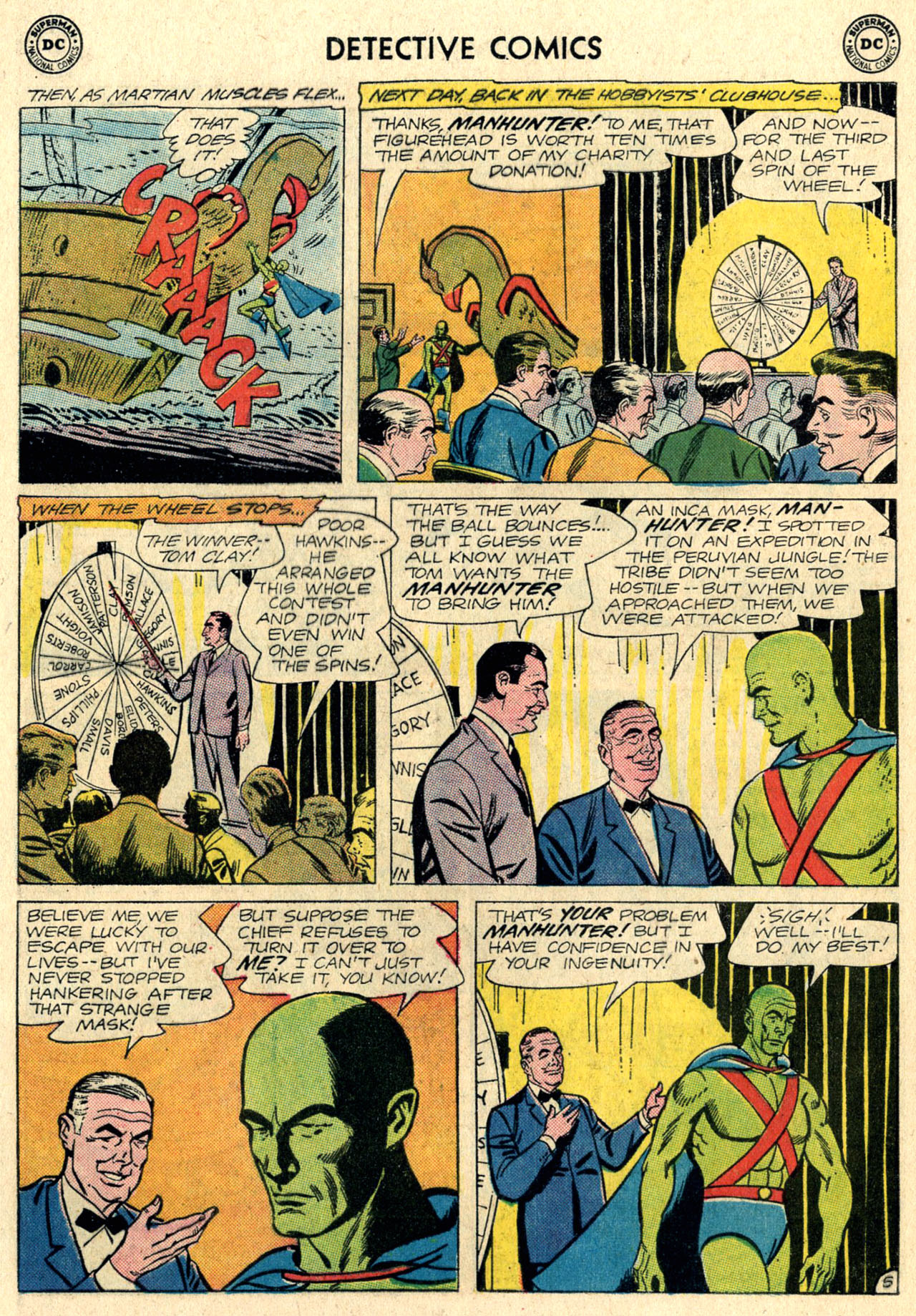 Detective Comics (1937) 323 Page 22
