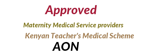 Money/AON approved maternity service providers for Teachers in Kenya