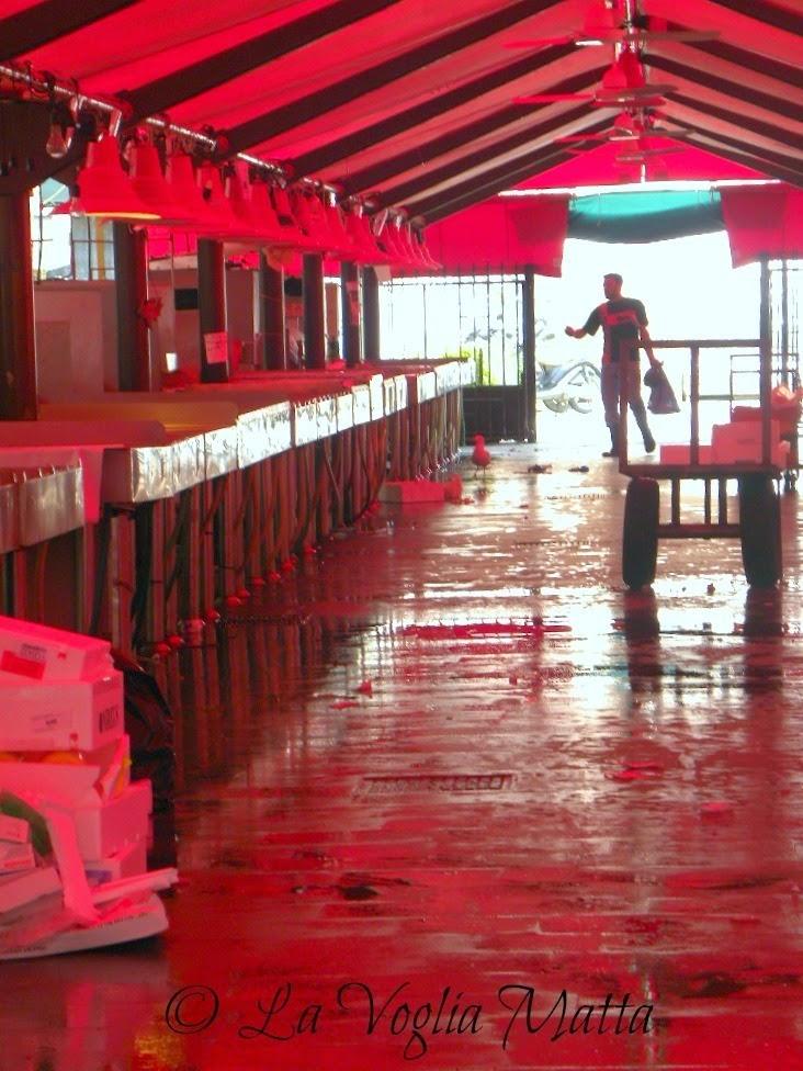 Chioggia pescheria