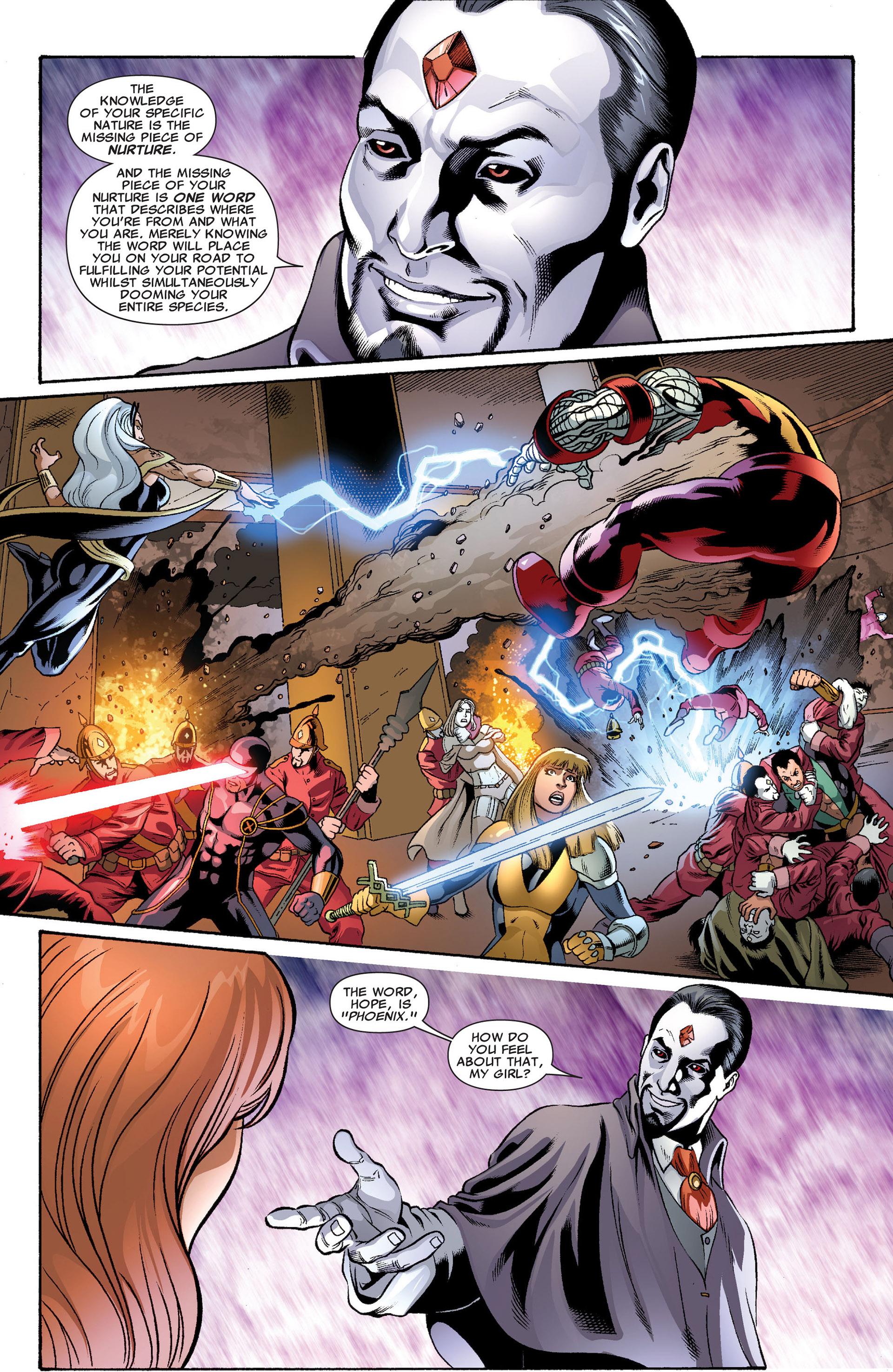 Read online Uncanny X-Men (2012) comic -  Issue #3 - 6