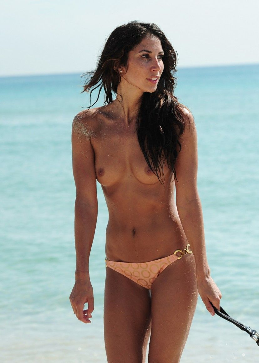 Leilani dowding nude