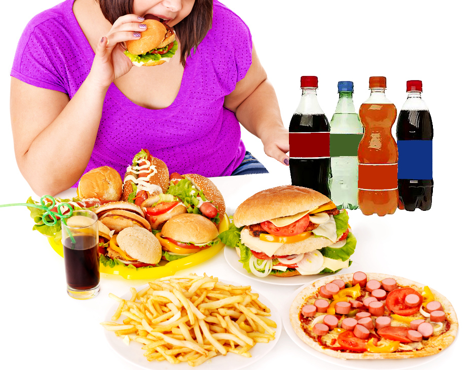 Five Short Term Effects of Eating Junk Food