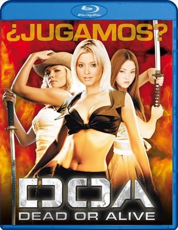 DOA - Dead Or Alive 2006 Dual Audio Bluray Movie Download