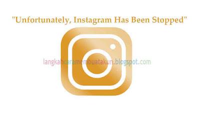 Cara Memperbaiki Instagram Yang Tidak Bisa Dibuka