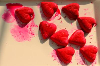 Practical Mom: Valentine's day Kids Art Activity